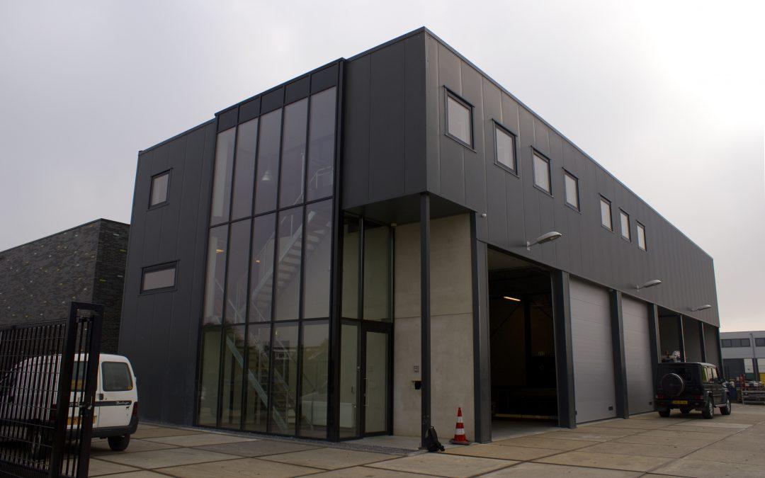Bedrijfspand Hoefslag Bleiswijk